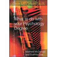 What to do with your Psychology Degree (BOK)