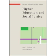 Higher Education and Social Justice (BOK)