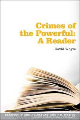 Crimes of the Powerful: A Reader (BOK)