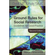 Ground Rules for Social Research (BOK)