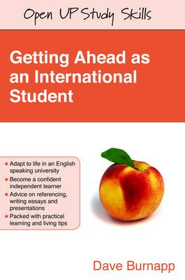 Getting Ahead as an International Student (BOK)