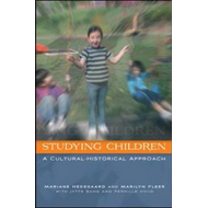 Studying Children: A Cultural-historical Approach (BOK)