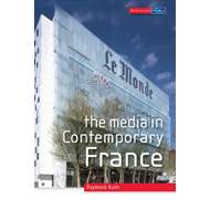 The Media in Contemporary France (BOK)