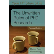 Unwritten Rules of PhD Research (BOK)