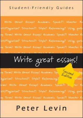 Write Great Essays (BOK)
