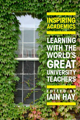 Learning with the World's Great University Teachers (BOK)