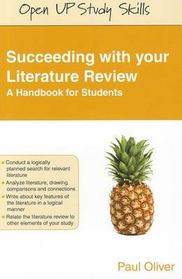 Succeeding with your Literature Review: A Handbook for Stude (BOK)