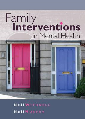 Family Interventions in Mental Health (BOK)