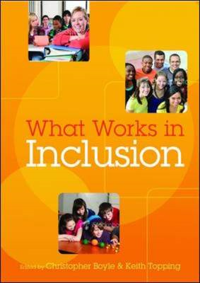 What Works in Inclusion? (BOK)