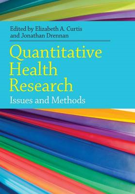 Quantitative Health Research: Issues and Methods (BOK)