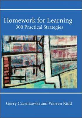 Homework for Learning: 300 Practical Strategies (BOK)