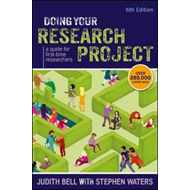 Doing Your Research Project: A Guide for First-time Research (BOK)
