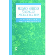 Research Methods for English Language Teachers (BOK)