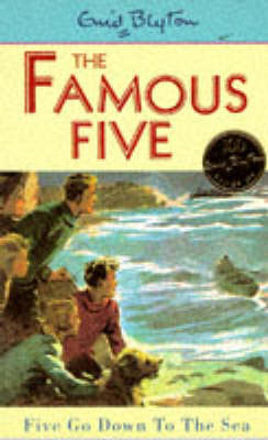 Five Go Down To The Sea (BOK)
