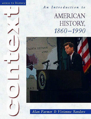 Access to History Context: An Introduction to American Histo (BOK)