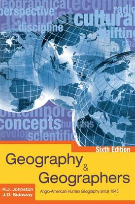 Geography and Geographers (BOK)