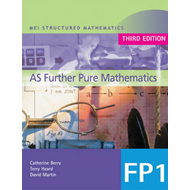 MEI AS Further Pure Mathematics (BOK)
