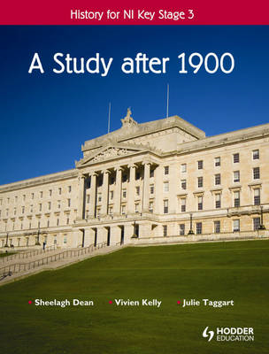 History for NI Key Stage 3: A Study after 1900 (BOK)
