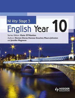 NI Key Stage 3 English Year 10 (BOK)