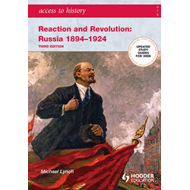 Reaction and Revolution: Russia 1894-1924 (BOK)