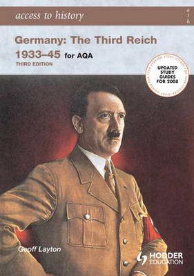 Access to History: Germany: the Third Reich 1933-1945 for AQ (BOK)