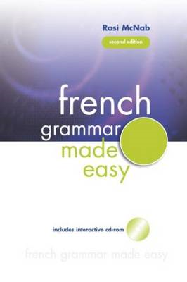 French Grammar Made Easy (BOK)