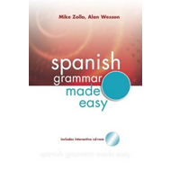 Spanish Grammar Made Easy (BOK)