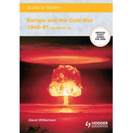 Europe and the Cold War, 1945-1991 (BOK)