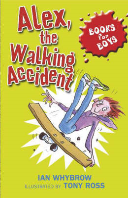 Alex, the Walking Accident (BOK)