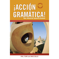 !Accion Gramatica!: New Advanced Spanish Grammar (BOK)