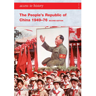 The People's Republic of China 1949-76 (BOK)