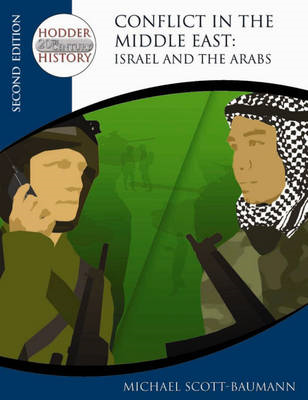 Hodder Twentieth Century History: Conflict in the Middle Eas (BOK)