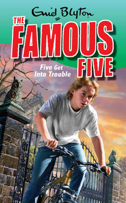 Five Get into Trouble (BOK)
