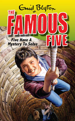 Five Have a Mystery to Solve (BOK)