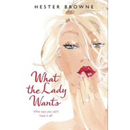 What the Lady Wants (BOK)