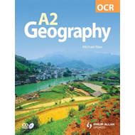 OCR A2 Geography Textbook (BOK)