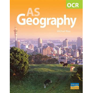 OCR AS Geography Textbook (BOK)
