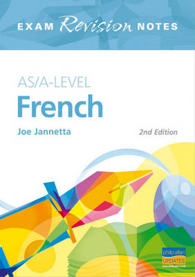 AS/A-Level French Exam Revision Notes (BOK)
