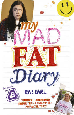 My Mad Fat Diary (BOK)