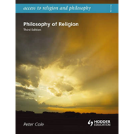 Access to Religion and Philosophy: Philosophy of Religion (BOK)