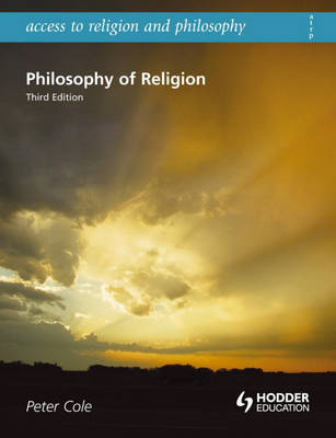 Access to Religion and Philosophy: Philosophy of Religion Th (BOK)