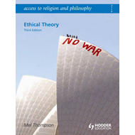 Access to Religion and Philosophy: Ethical Theory (BOK)