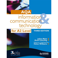 AQA Information and Communication Technology for A2 (BOK)