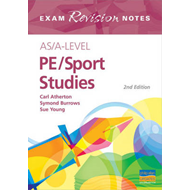 AS/A-Level PE/sports Studies Exam Revision Notes (BOK)