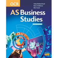 OCR AS Business Studies (BOK)