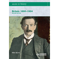 Access to History: Britain 1890-1924 (BOK)