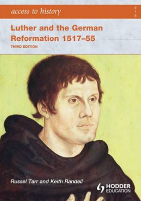 Luther and the German Reformation 1517-55 (BOK)