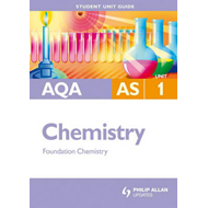 AQA AS Chemistry Student Unit Guide (BOK)
