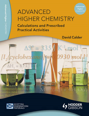 Advanced Higher Chemistry Calculation and PPAs (BOK)