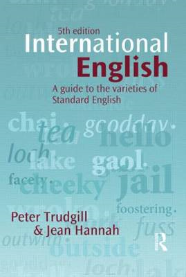 International English (BOK)